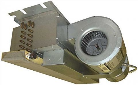 First Co. 1.5 Ton Horizontal Recessed Ceiling Fan Coil