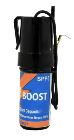 SPP5 - Series Super Boost Hard Start Kit